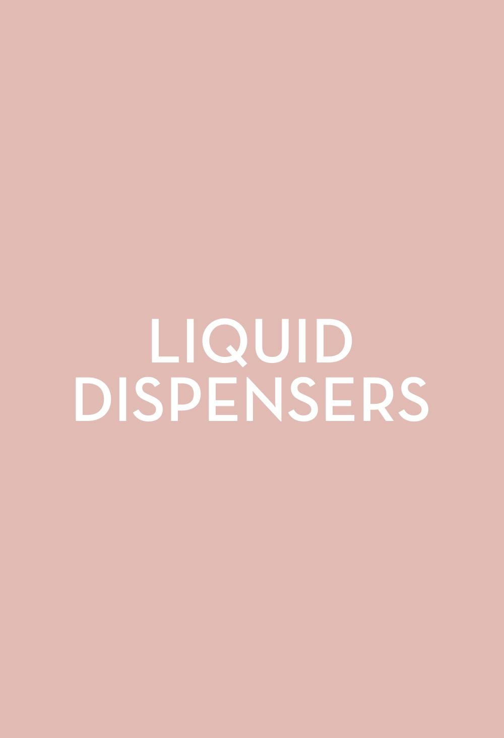 Liquid Dispensers - Fasten